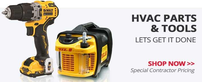 HVAC Parts & Tools