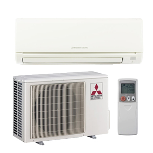 Mitsubishi Air Conditioner Single Room Systems