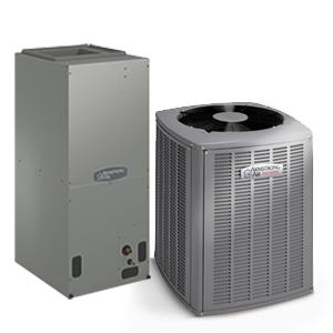 A/C w. Electric Heat Split Systems