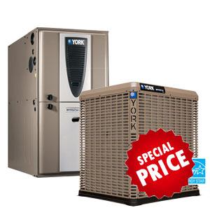 A/C w/ Gas Heat Systems