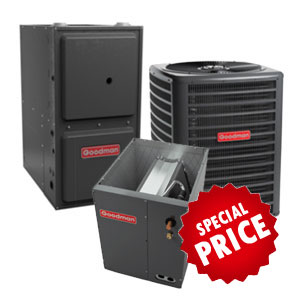 Cooling Only Air Conditioning Systems