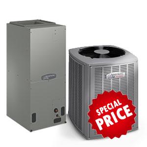 A/C w/ Heat Pump Systems