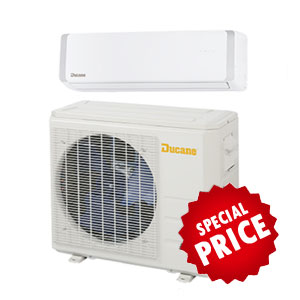 Ductless Cooling & Heating