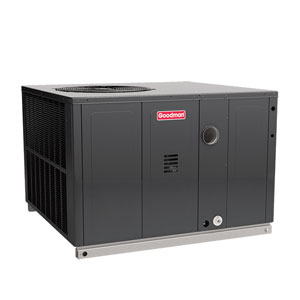 Dual Fuel Package Units