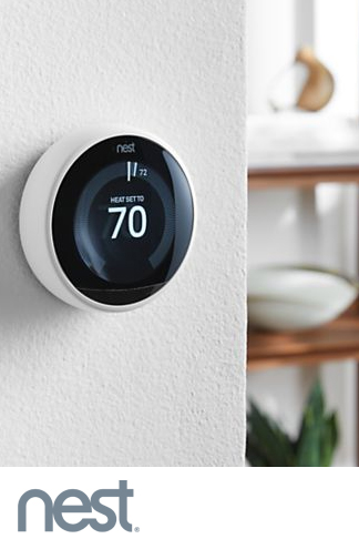Nest Thermostat the smart thermostat